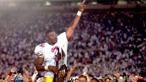 11. 1996 Rose Bowl: No. 17 USC 41, No. 3 Northwestern 32