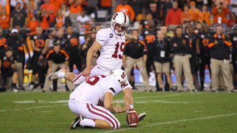 5. 2012 Fiesta Bowl: No. 3 Oklahoma State 41, No. 4 Stanford 38 (OT)