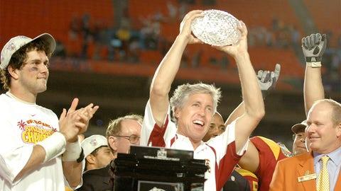 17. 2005 Orange Bowl: No. 1 USC 55, No. 2 Oklahoma 19