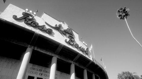 16. 1938 Rose Bowl: No. 2 California 13, No. 4 Alabama 0