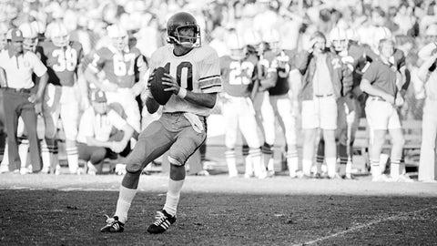 1. 1975 Rose Bowl: No. 5 USC 18, No. 3 Ohio State 17