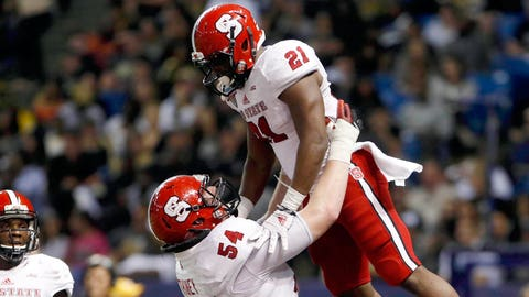 N.C. State Wolfpack: 9.5 wins (2014 record: 8-5)