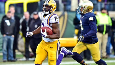 3. Leonard Fournette, RB, LSU