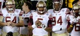 Seminoles LB Valdes claims players' cars vandalized after loss