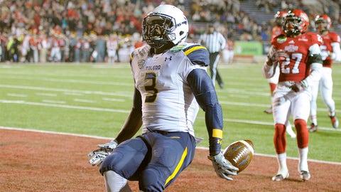 Kareem Hunt, RB, Toledo