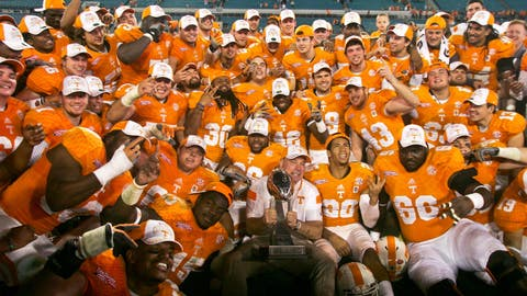 Tennessee Volunteers — 337 selections