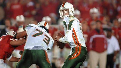 Miami wins title against Nebraska (2002)