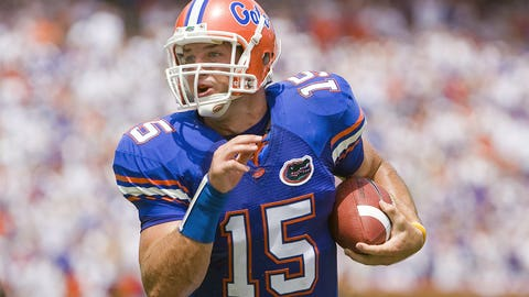 2007: Tim Tebow, Florida