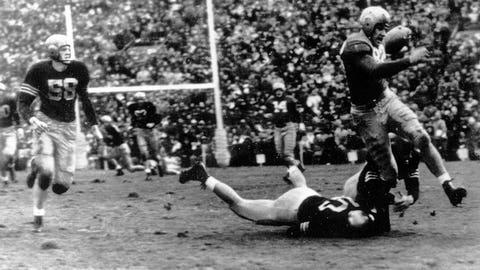 1949: Leon Hart, Notre Dame