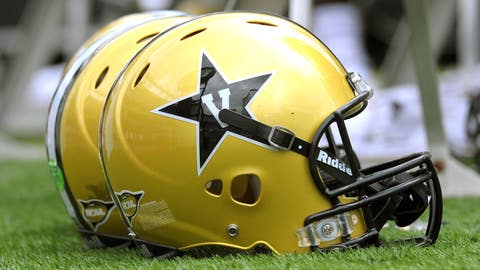 Vanderbilt Commodores — 118 selections