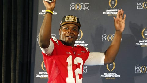Ohio State has nation's best odds to win conference title in 2015
