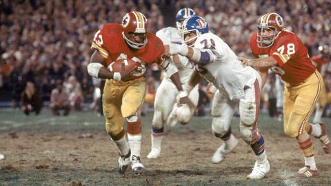 Larry Brown (1969-1976), RB