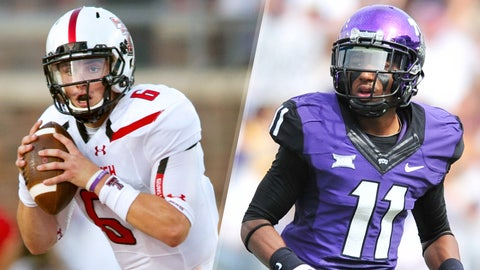Each Big 12 team's breakout player for 2015