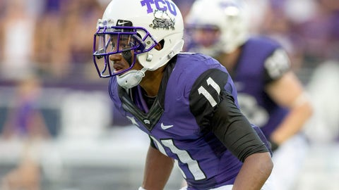 TCU: Ranthony Texada, CB (r-So.)