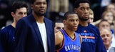 Report: Durant's foot was broken a second time before most recent surgery