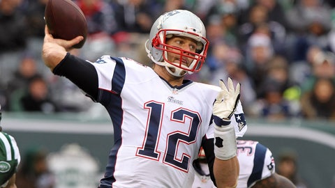 3. New England Patriots