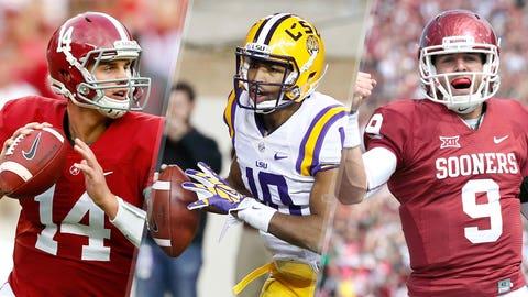 15 quarterbacks facing intense pressure in 2015