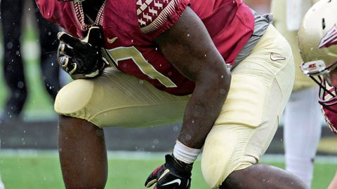10. Rod Johnson, OT, Florida State