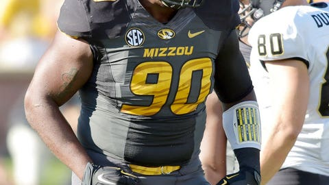 23. Harold Brantley, DT, Missouri