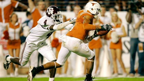 Texas-Texas A&M (last played: 2011)
