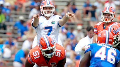 11. Will Grier, RS Fr., Florida