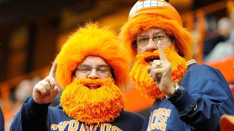 10: Syracuse: No. 57 247Sports/No. 48 Rivals
