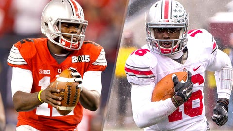 13. Ohio State at Virginia Tech -- Sept. 7
