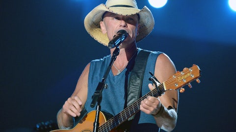 Kenny Chesney -- Tennessee Volunteers