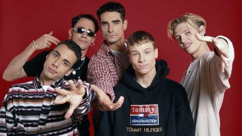 Backstreet Boys -- Kentucky Wildcats