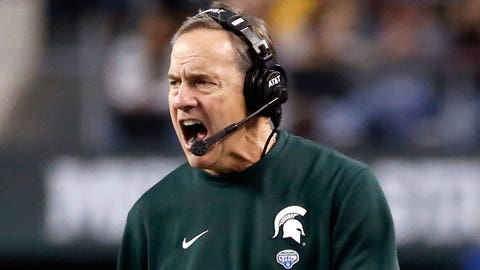Big Ten: Michigan State Spartans (13/4)