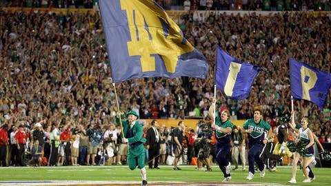 Notre Dame - 11 National Titles