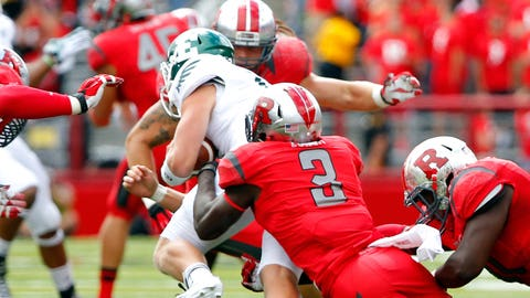 Steve Longa, linebacker