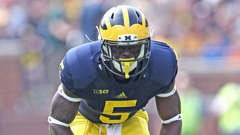Jabrill Peppers, OLB/DB/WR/RB/KR, Michigan