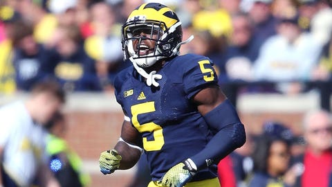 Jabrill Peppers, Michigan, OLB-safety