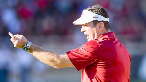 Oklahoma coach Bob Stoops, $5,400,000