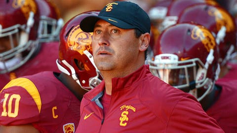 Steve Sarkisian - USC Trojans
