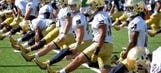 Brian Kelly identifies Notre Dame's strengths and weaknesses
