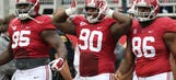Alabama has two of the six Outland Trophy semifinalists