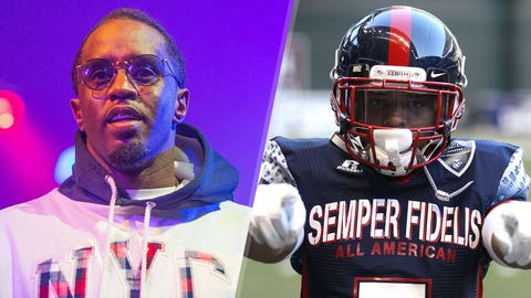 June 22, 2015 -- Sean Combs arrested after UCLA practice