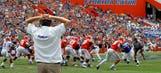 WATCH: Gators 'showed resolve' in defeating Vanderbilt, according to McElwain