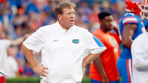 No. 15 Florida Gators (underrated)