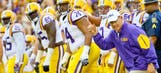 Harris, Fournette staying positive despite loss to Alabama