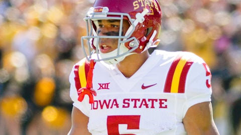 No. 9 Iowa State (4-8, 2-7 Big 12)