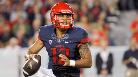 Pac-12 South No. 4: Arizona (7-5, 4-5 Pac-12)
