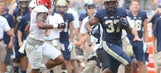 Pitt tandem sweeps ACC rookie awards