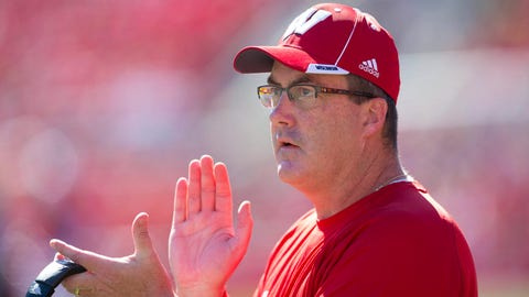 Wisconsin coach Paul Chryst, $2,300,000