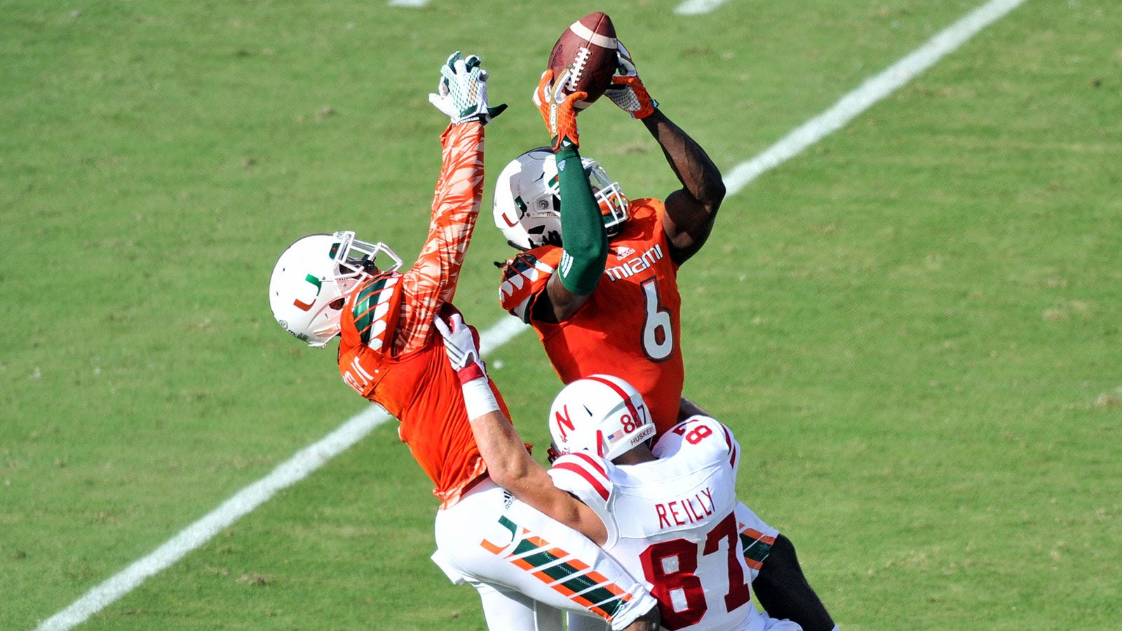 watch 993ff df4ce Miami's Jamal Carter suspended for Sun Bowl   FOX Sports
