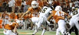 WATCH: Dancing Longhorns DE suddenly realizes game-tying PAT missed