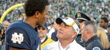 Big Picture: History says Irish can keep winning with backup QB Kizer