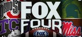 FOX Four: Wouldn't you know who took 'Bama's playoff spot …